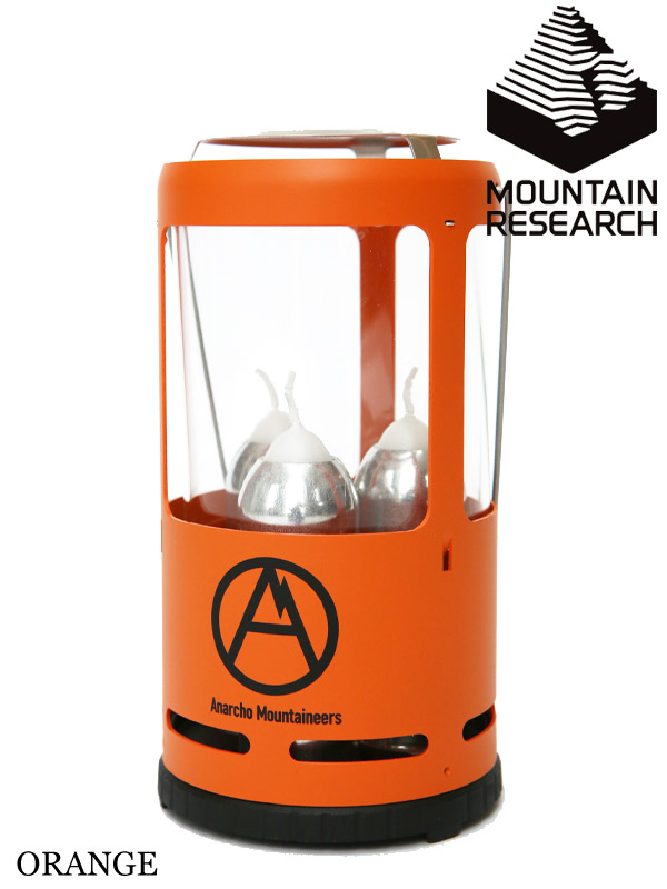 Mountain Research,マウンテンリサーチ, Anarcho Lantern #Orange ,アナルコ ランタン #オレンジ