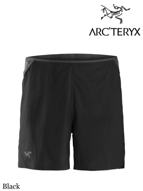 Soleus Short #Black|ARC'TERYX 再入荷しました。