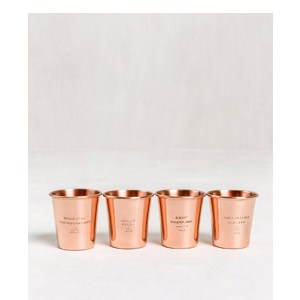 Adventure Copper Shot Glass Set|UNITED BY BLUE 入荷しました。