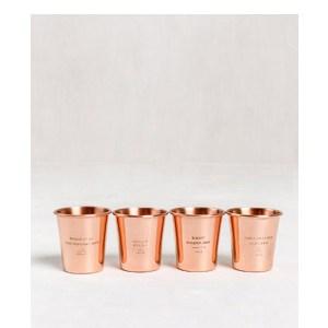 Adventure Copper Shot Glass Set|UNITED BY BLUE 入荷しました。