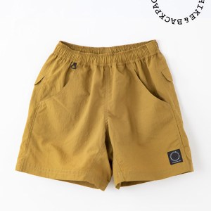山と道|5-Pocket Shorts 2019ver. #Dull Gold