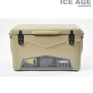 45QT クーラーボックス #Tan [2019SS]|ICE AGE 入荷しました。
