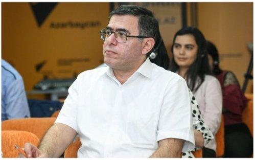 Tanınmış jurnalistə MEDİA-da vəzifə verilib