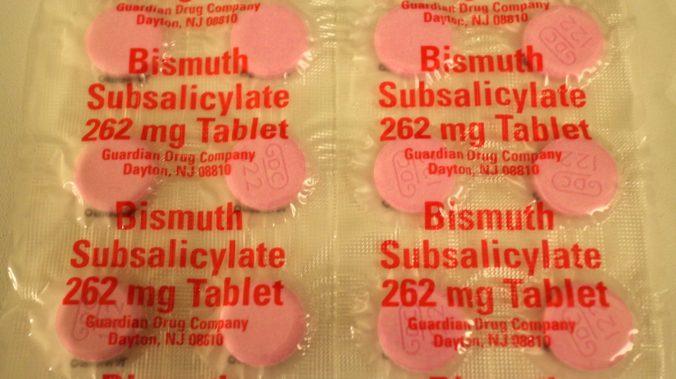 Bismuth in Medicine