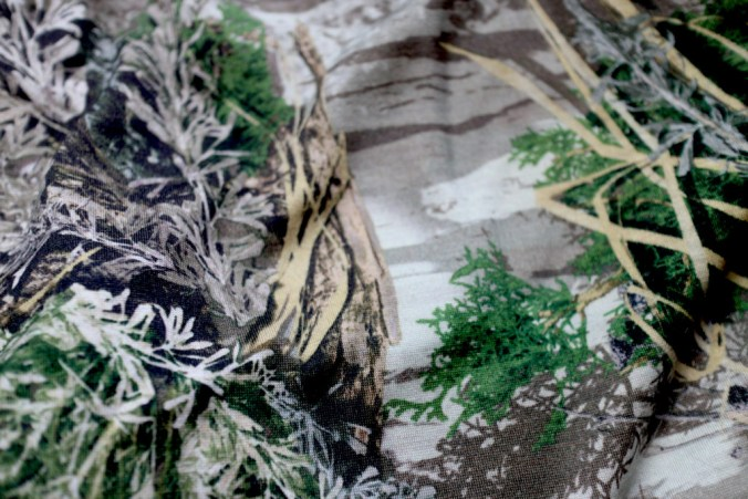 Do you need camouflage to hunt? Realtree Max-1 is an example of a traditional mimicry pattern with some added light-dark contrast that may help with form breakup.