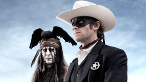 The Lone Ranger: Tonto Gets Top Billing?