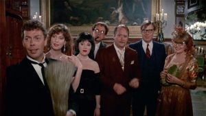 Clue (1985) Film Adaptation of Our Favorite Board Game!