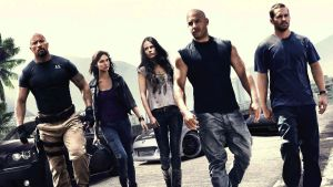 Fast Five: Are They Even Stealing Cars Anymore?