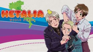 Hetalia The World Series: Allied Forces