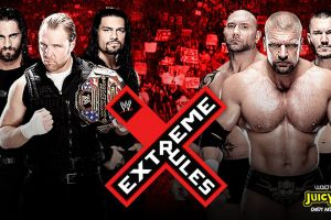 Extreme Rules 2014 – He's Got the Whole World, In His Hands!
