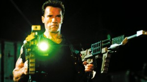 Eraser: James Caan Vs Arnold Schwarzenegger