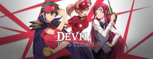 Anime Club: The Devil Is A Part-Timer!