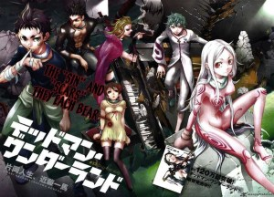 Anime Club: Deadman Wonderland