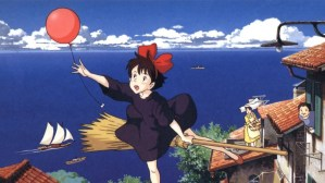 Anime Club: Kiki's Delivery Service