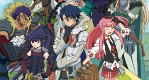 Anime Club: Log Horizon