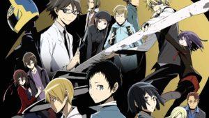 Anime Club: Durarara