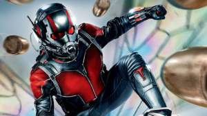 Ant Man: Paul Rudd…The Superhero