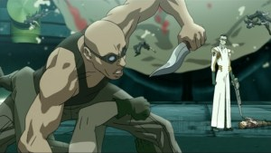 Anime Club: The Chronicles of Riddick: Dark Fury