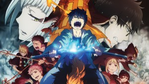 Anime Club: Blue Exorcist The Movie