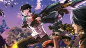 Anime Club: God Eater