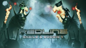 "Snails and Boogie T Release a Funky Vomitstep Experience in ""Redline"""
