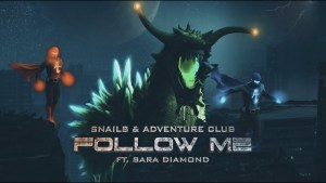 "We Need to be Complacent, Snails & Adventure Club Release ""Follow Me"" Ft. Sara Diamon"