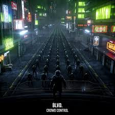 "A New Grimy House Producer Has Appeared! BLVD. Drops Debut Grime Track ""Crowd Control"""