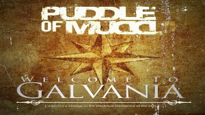 "The First New Album in Ten Years, Puddle of Mud Drops New Album ""Welcome to Galvania"""