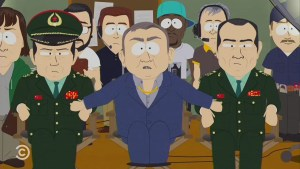 "South Park Takes Aim at China and American Commerce in S23E02, ""Band in China"""