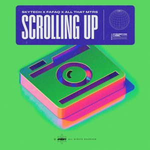 "Skytech x Fafaq x All That MTRS Drop ""Scrolling Up"", New Dark Club Statement on Social Media"