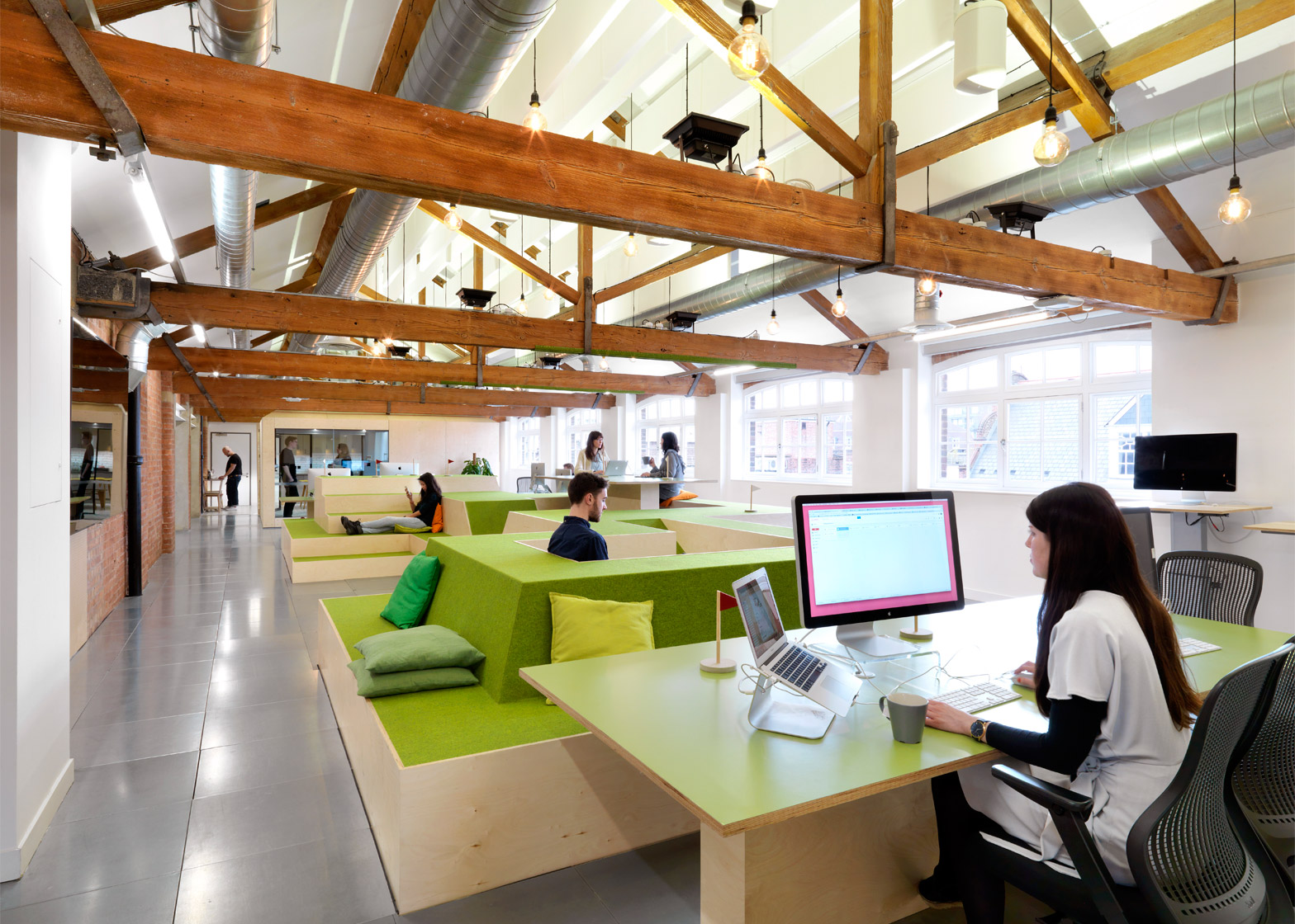 Open-plan Office Design Is Preventing Workers From