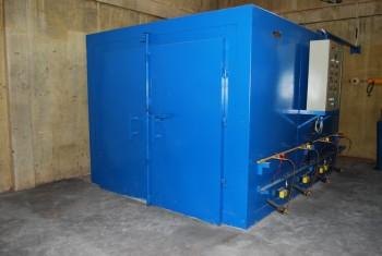 powder coating machine