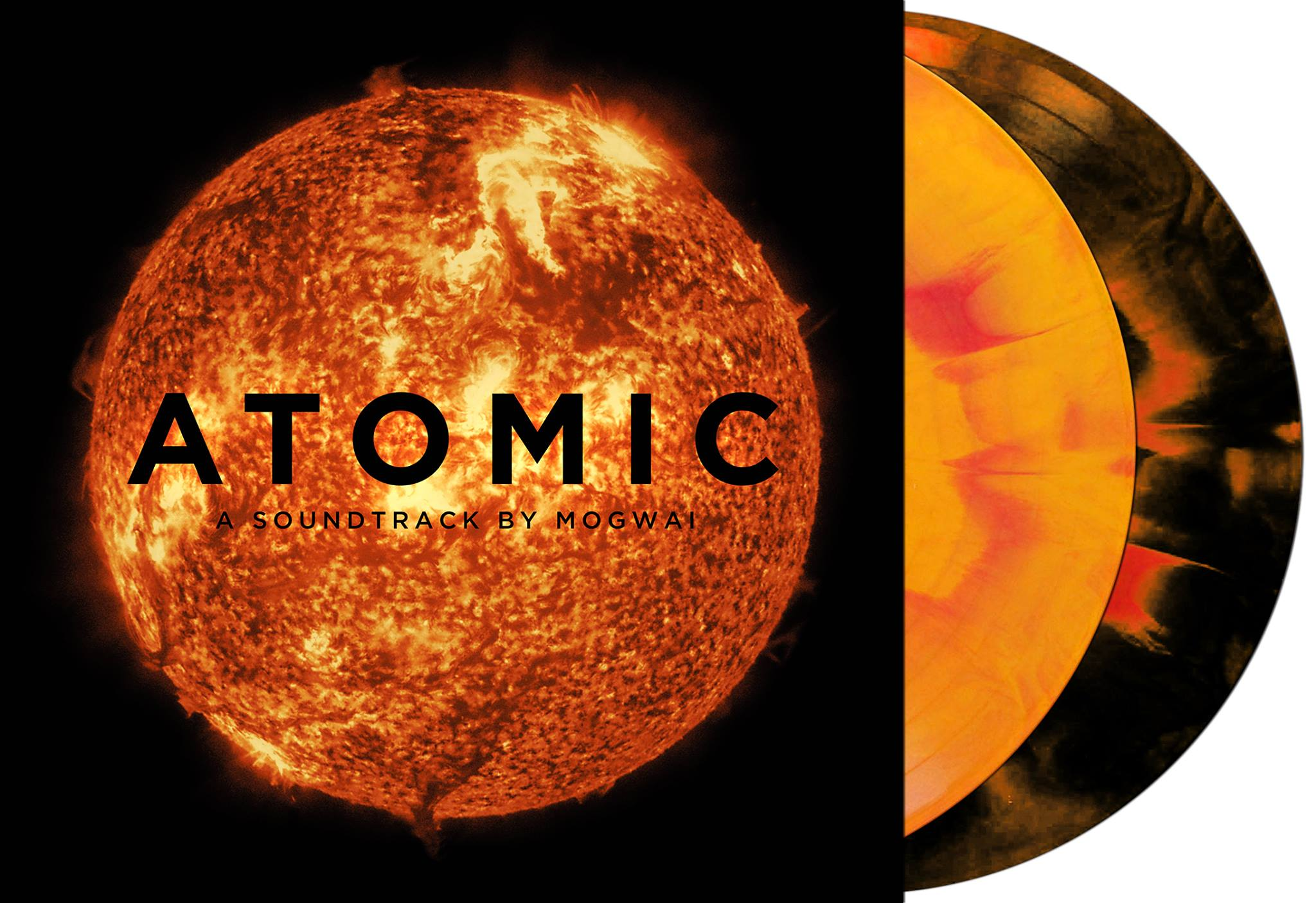 Mogwai, Variant, Atomic, Artwork, Vinyl