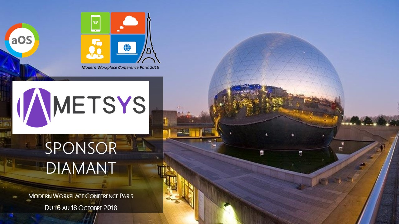 Annonce Sponsor Metsys MWCP