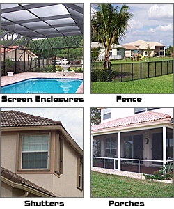 screen enclosures insulated roofs