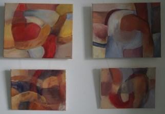 Barbara Grzesik, malarstwo, rzeźba, projektowanie wnętrz, projekty domów, Tomasz Boruch, ModernArt
