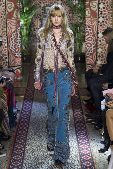 Roberto Cavalli ready-to-wear 2017