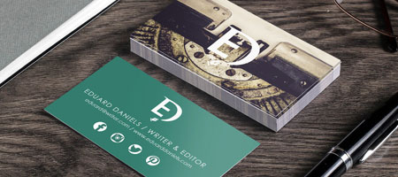 Tips to follow while making your business card.