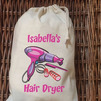 Best Hairdryer bags for traveling; don't go for weak bags