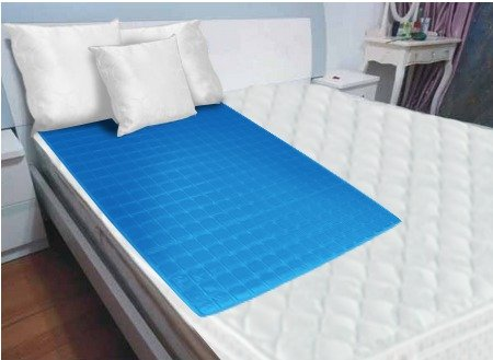 New Luxury Cool Gel Mattress Pad 24 60