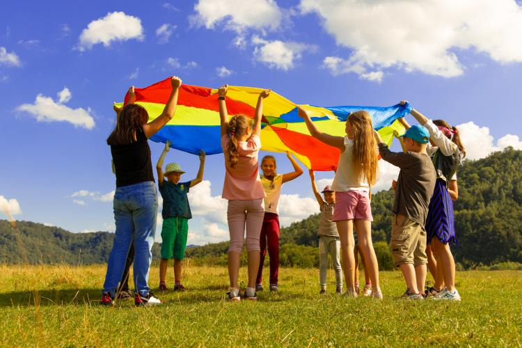 Public health ethics call for outdoor activities and groups interaction.