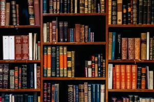 Privacy laws and books.