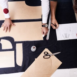 modern brands sample making fashion design
