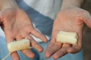Raw sugar-cane