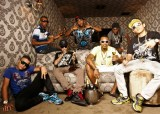 Funkeiros ostentação - these guys can make £60,000 (US$100,000) a month here in Brazil...