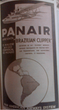 Pan-Air Brazilian Clipper