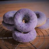 Keto deser- Kokosowe donuty (Paleo, LowCarb)