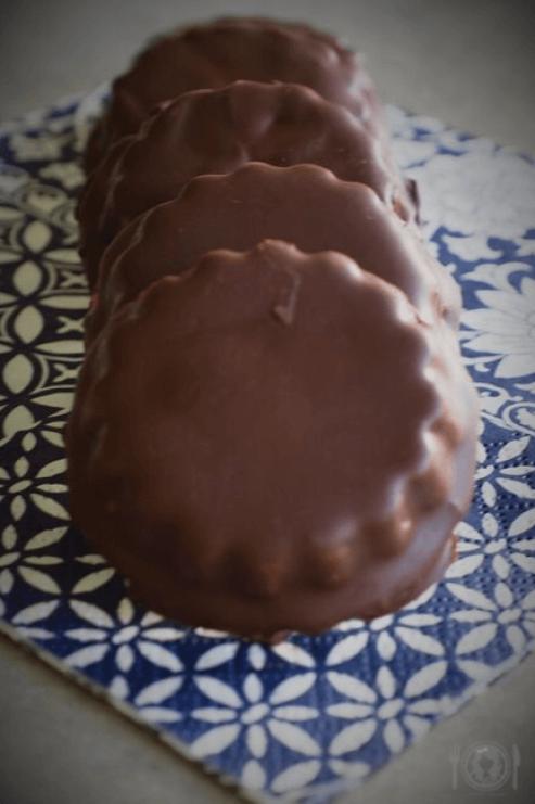 Keto jaffa cakes