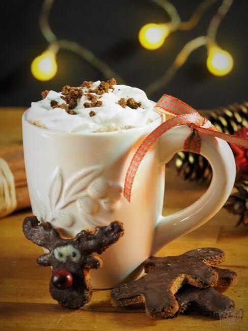 Gingerbread latte