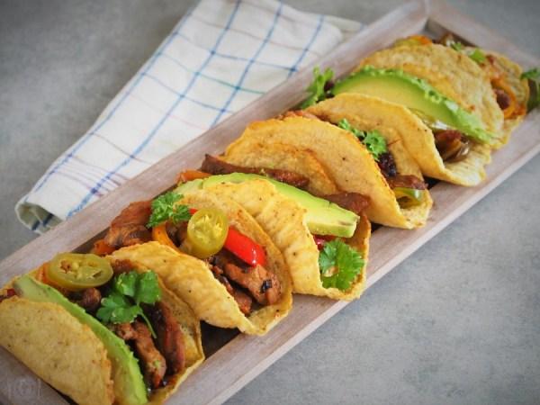 keto tacos